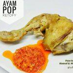 Ayam pop ketofy ala Nita