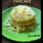 Pancake keto ala Sri