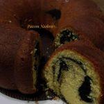 Keto marmer cake by teh Nita