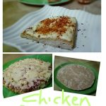 Easy Chicken Parm Pizza ala Dee Hasyim