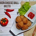 Chicken Cheese Ball ala Yesica