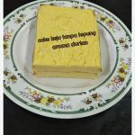 Cake Keju Aroma Durian ala Bonis
