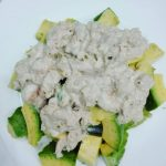 Avocado Tuna Salad ala Ani