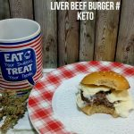 Liver Beef Burger ala Yesica