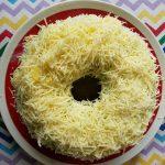 Green Sponce Cake ala Meilya