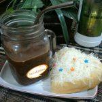 Wedang Coconut Coffee ala Nella