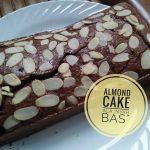 Almond Cake ala Erma