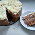 Cake Puding Honolulu ala Tining