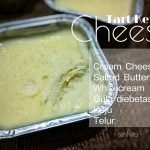 Cheese Tart Keto ala Nita