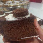 Sponge Cake ala Ce En