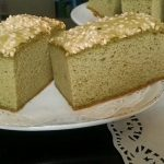 Matcha Cake ala Rita