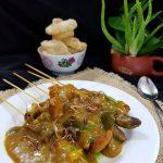 Sate Padang ala Cen's Kitchen