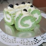 Roll Cake Ketofy ala Trissy