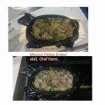 Hot Plate Beef Mercon ala Karni