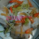 Simple Spicy Chicken Steam ala ‎Calista