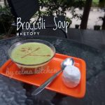 Broccoli Soup ala Octiva