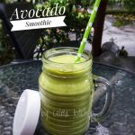 Avocado Smoothie ala Octiva