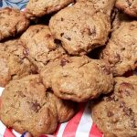 Chocolate Chip Cookie ala Putri
