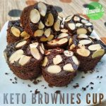 Fudgy Keto Brownies ala ‎Dewi