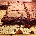 Keto Fudgy Brownies ala Ame de Raaf