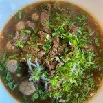Thai Beef Noodle Soup ala Ika