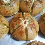 Korean Garlic Cheese Bread ala Fransiska