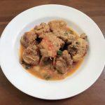 Tongseng Ayam ala Liztia Susanto