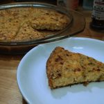 Chicken and Broccoli Quiche ala Wahyudi