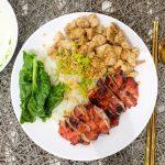 Bakmi Shirataki Ayam Campur ala Intan